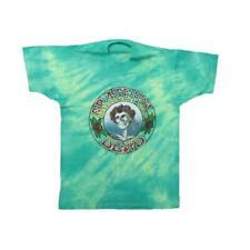 Vintage Grateful Dead Skull & Roses Tie Dye T-Shirt Sz XL