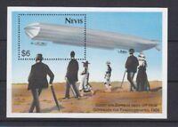 D.Aircraft Nevis Block 59 Zeppelin Air Ship (MNH)