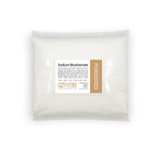 Sodium Bicarbonate 1.9KG   Bicarb Soda Baking Soda Powdered FOOD GRADE 2KG Gross