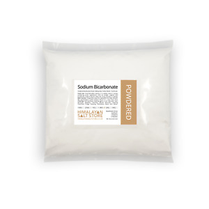 Sodium Bicarbonate 1.9KG | Bicarb Soda Baking Soda Powdered FOOD GRADE 2KG Gross