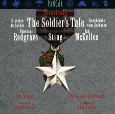 Stravinsky: The Soldier's Tale  STING, Ian McKellen Vanessa Redgrave