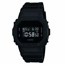 Casio G-Shock **DW-5600BB-1ER** Square Dial Alarm Chronograph Men's Watch BNIB