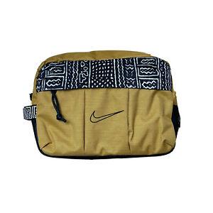 Nike UTILITY MODULAR TOTE Bag Dopp KIT TRAVEL Gym CK6888-712 SB RARE AZTEC Print