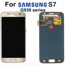For Samsung Galaxy S7 G930 LCD Display Touch Screen Digitizer Replacement - GOLD