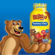 Lil Critters Children's Gummy 300 Vites, Multi Vitamins & Minerals, Gluten Free
