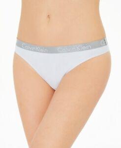 Calvin Klein Radiant Cotton Thong White QD3539