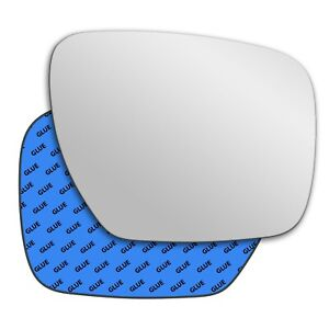 Right wing adhesive mirror glass for Mazda 5 2005-2019 263RS