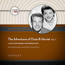 The Adventures of Ozzie & Harriet, Vol. 1 by  Hollywood 360 2016 Unabridged CD 9