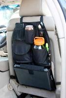 New Car Auto Seat Organizer Holder Multi-Pocket Travel Storage Bag Kick Mat