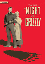 The Night of the Grizzly (Olive Signature) [New DVD]