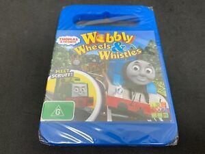 Thomas & Friends: Wobbly Wheels & Whistles (2005) (G, DVD R4)