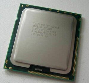Intel Xeon W3690 SLBW2 3.46GHZ 12MB 6.4GT/s LGA 1366 Six-Core CPU Processors