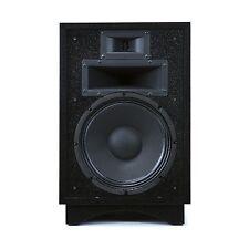 Klipsch Heresy III Floorstanding Loudspeaker One Pair BLACK-Open Box