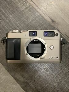 Contax G1 Body Very Nice Condition.