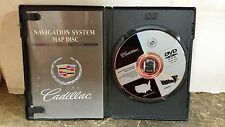 2006 Cadillac Navigation System Map Disc