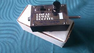 Vintage Electro-Harmonix  LPB-1 Linear Power Booster Plug-in Effect ->Original<-