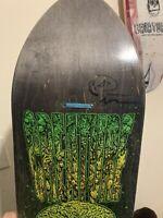Creature Entrail Apocalypse Deck 8.5 x 32.35 Darren Navarrette Auto Skateboard
