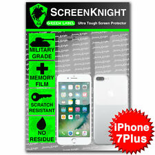 "Screenknight Apple iPhone 7 PLUS 5.5"" corpo pieno Screen Protector SCUDO MILITARE"