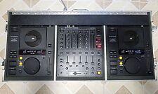 Pioneer CDJ500 II/DJM500 DJ System with Hard Case, very nice