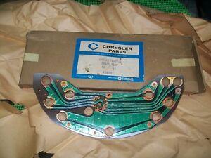 1965 66 Chrysler Newport 300 New Yorker NOS MoPar DASH UPPER CIRCUIT BOARD