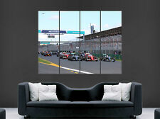 F1 POSTER  GP RACE FORMULA ONE GIANT WALL ART PICTURE PRINT LARGE