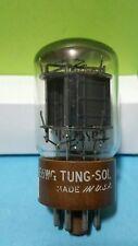 1 RARE Tung Sol 26E6 WG  Vacuum Tubes Tested New Calibrated Hickok