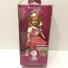 "American Girl Mini 6"" Doll Kit Kittredge 2016 Special Edition Reporter Dress"
