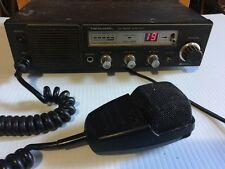 Vintage Realistic Navaho TRC-433 CB 40 Channel Base Station Clean DC and AC