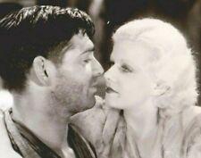 Clark Gable Jean Harlow 1932 Red Dust Movie Still Photo 1974 Issue