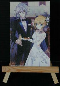 japan r1) Fate/Grand Order Memories II Mini Mini Canvas Art & Easel