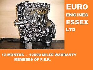 Nissan Navara 2.5D  DTi  FULLY Reconditioned  engine