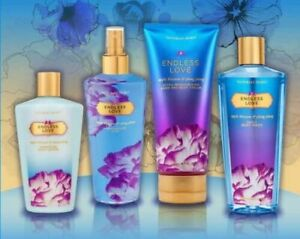 Victoria's Secret ENDLESS LOVE Body Mist Lotion Hand Cream Body Wash - Pick 1