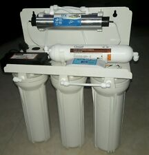 "RO,UV,Water Purifier Transparent 10"" Pre-Filter bowel+Kemflo PP Spun Filter[033]"