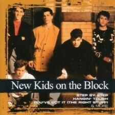 """NEW KIDS ON THE BLOCK """"COLLECTIONS - BEST OF"""" CD NEU"""