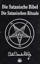 DIE SATANISCHE BIBEL - DIE SATANISCHEN RITUALE - Anton Szandor LaVey BUCH