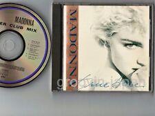MADONNA True Blue Super Club Mix JAPAN CD 28XD-533 w/PS BOOKLET Free S&H/P&P