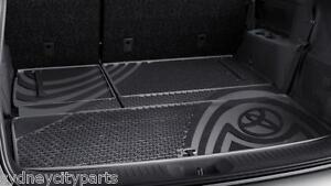TOYOTA KLUGER CARGO MAT GSU5# GX GXL GRANDE DEC 13 - MARCH 21 GENUINE ACCESSORY