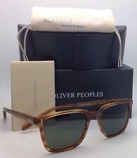 Polarized OLIVER PEOPLES Sunglasses NDG-1 OV 5031-S 1206/P1 Cedar Tortoise w/G15