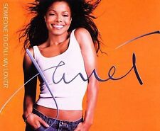 Someone to Call My Lover [Single] by Janet Jackson (CD, Aug-2001, Virgin)