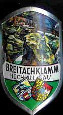 Breitachklamm German stocknagel Badge G1601 Mint