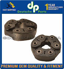 DRIVESHAFT FLEX DISC JOINT GUIBO COUPLING 26117546426 for BMW FRONT + REAR SET 2