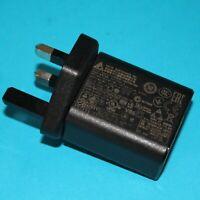Delta Electronics  ADP-10HW A  , 5.35V  2A , USB AC/DC Adaptor Charger - UK Plug