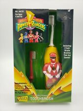 Mighty Morphin Power Rangers Toothbrush and Stand