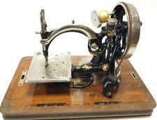 RARE Antique FRISTER & ROSSMANN sewing machine 1896 antigua maquina de coser
