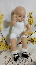 """SYNDEE'S~16"""" BLUE EYED~MISSY~FULLY ASSEMBLED DOLL WITH BLACK PATENT SHOES & SOCK"""