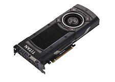 NVIDIA GTX Titan x 12gb di RAM CUDA OpenCL 4k 5k Apple Mac Pro upgrade video card