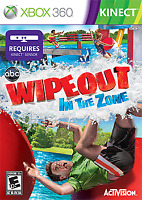 Wipeout in the Zone - 2011 Activision - (E10+) - Microsoft Xbox 360