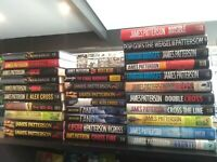 James Patterson Lot of 5 Hardcover Books, You Pick from the List