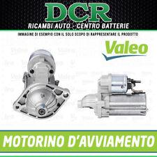MOTORINO AVVIAMENTO FIAT GRANDE PUNTO (199) 1.3D MULTIJET 75CV 55KW 438168 VALEO