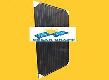 Panneau solaire Énergie renouvelable 260 Watt 24V monocristallin photovoltaïque
